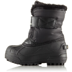 Sorel Toddlers Snow Commander Boots Black/Charcoal